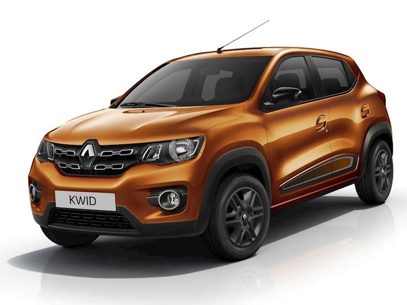 foto Renault Kwid Outsider nuevo