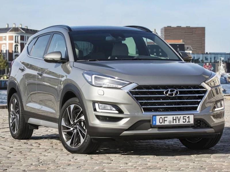 foto Hyundai Tucson 4x4 2.0 Full Premium Diésel Aut  nuevo color A elección precio u$s56.500