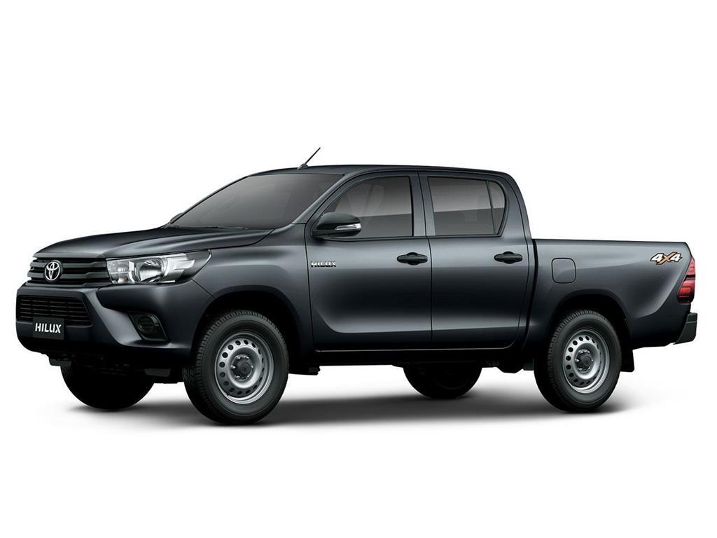 Foto Toyota Hilux 4X2 Cabina Doble DX 2.4 TDi nuevo color A eleccion precio $3.104.000