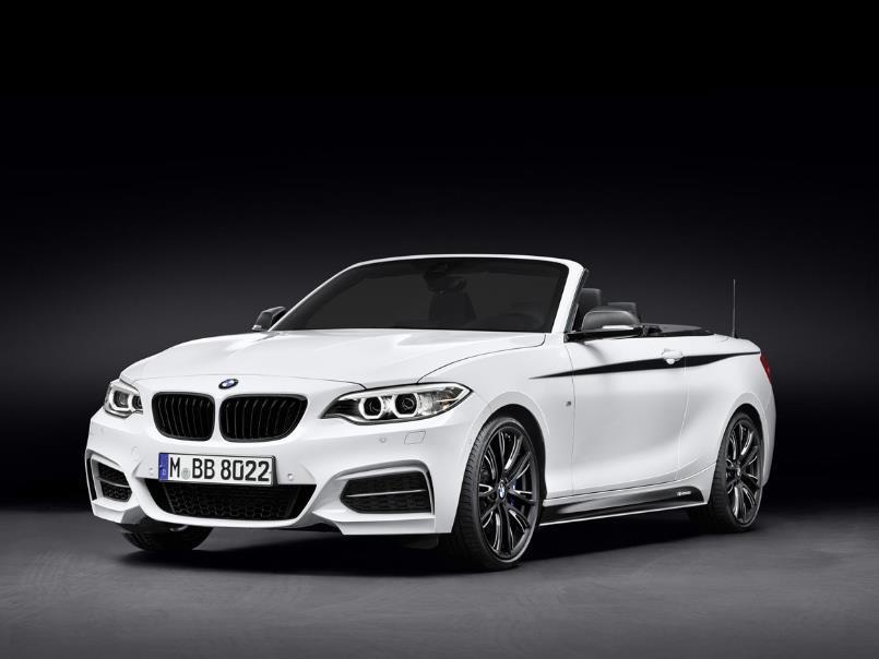 foto BMW Serie 2 Convertible 240i nuevo color A elección precio $179.900.000