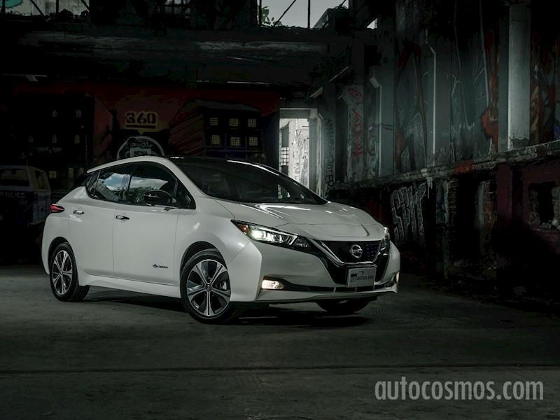 foto Nissan Leaf S 40 kW