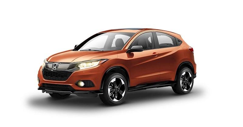 foto Honda HR-V financiado en cuotas ( 1 Millon Edition Aut ) Enganche $79,180