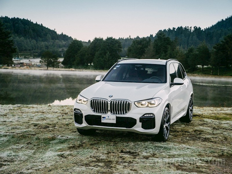 foto BMW X5 xDrive40iA M Sport