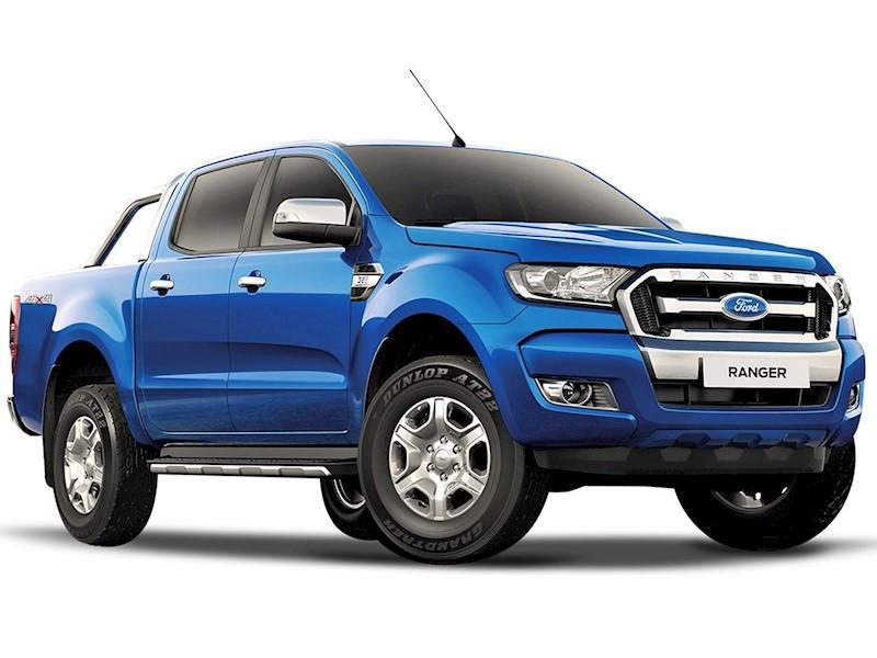 Foto Ford Ranger 2.5L 4x2 DC nuevo color A eleccion precio u$s38.490