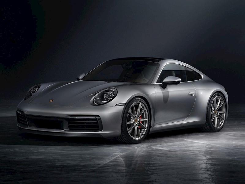 foto Porsche 911 Carrera S Aut