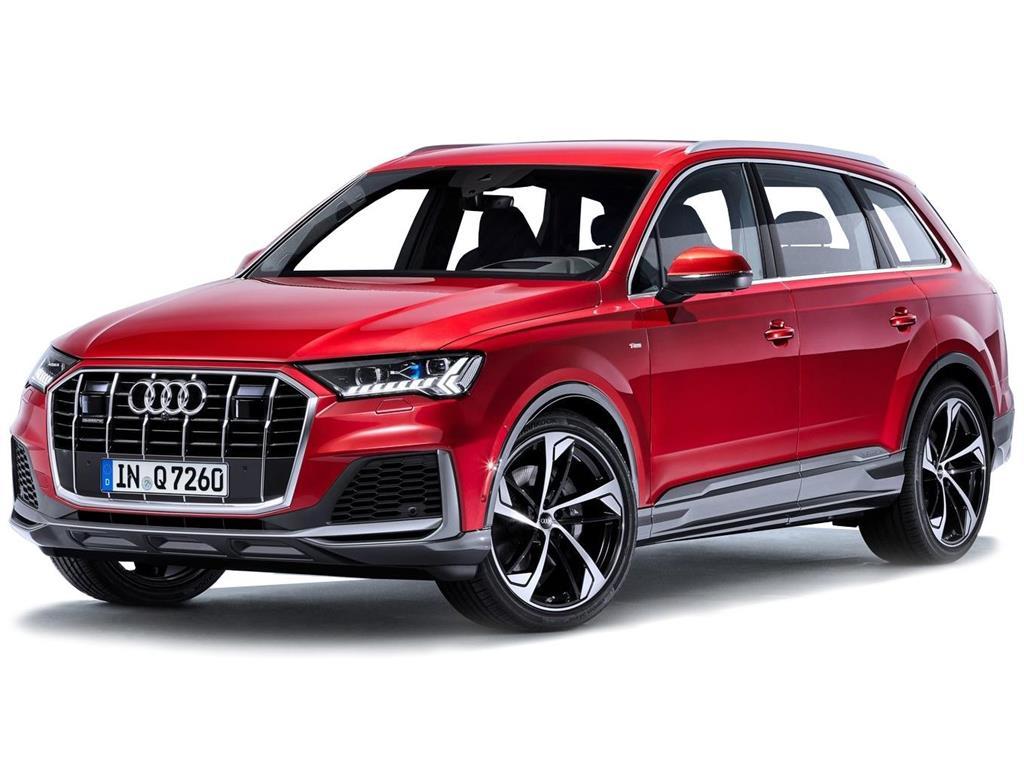 Foto Audi Q7 3.0T S Line nuevo color A eleccion precio $1,559,900
