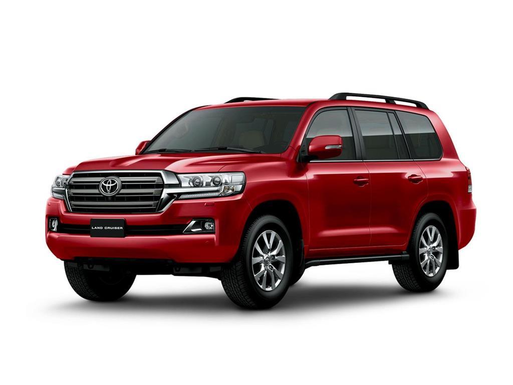 Foto Toyota Land Cruiser 200 TDi Aut nuevo color A eleccion precio u$s177.300