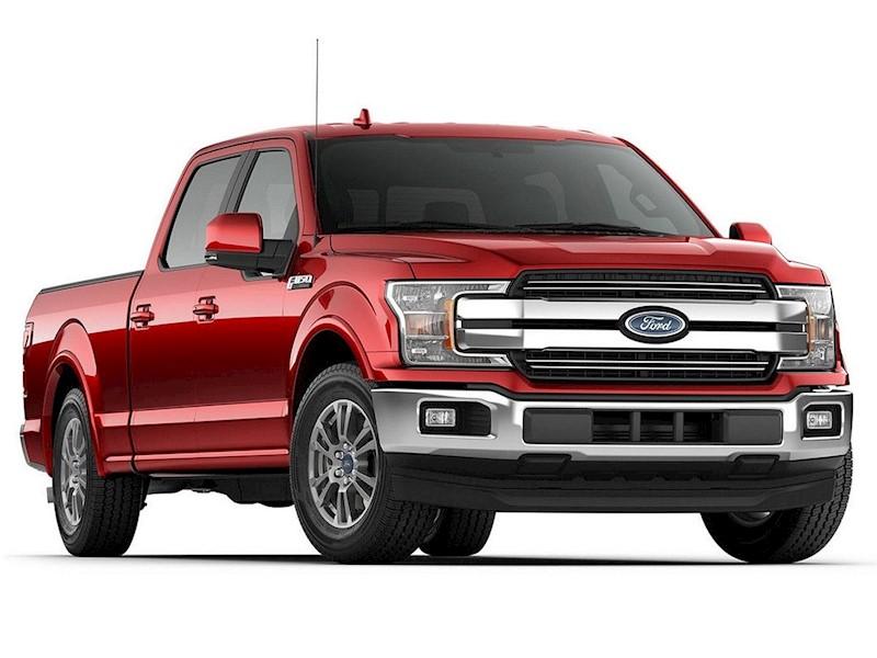 Foto Ford F150 Lariat XLT 3.5L CS 4x4 nuevo color A eleccion precio u$s80.490