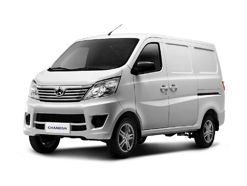 foto Changan Star 5 Van Cargo