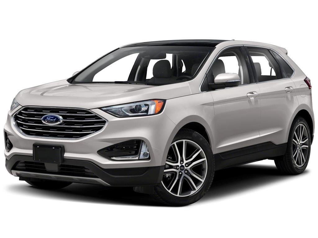 Foto Ford Edge Titanium nuevo color Blanco Platinado precio $863,700
