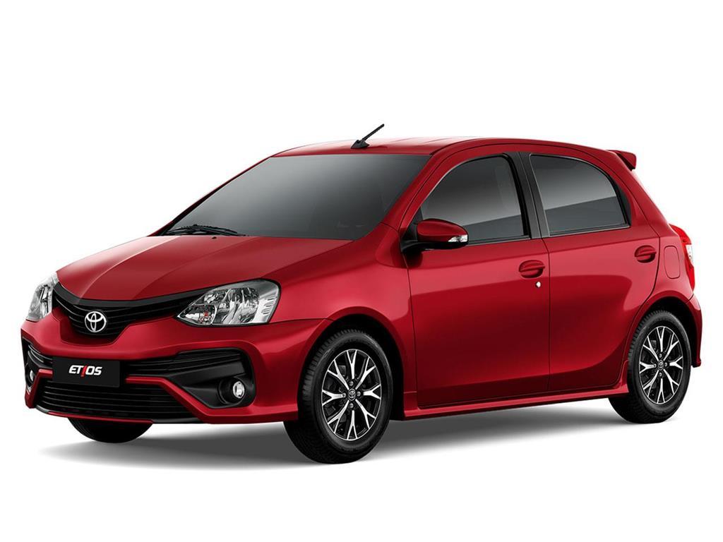 Foto Toyota Etios Hatchback X nuevo color A eleccion precio $1.392.500