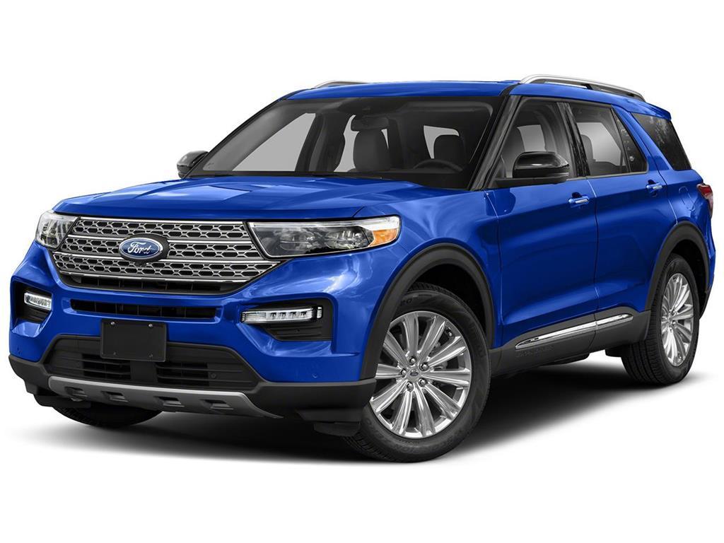 foto Ford Explorer ST nuevo color A elección precio $1,114,400