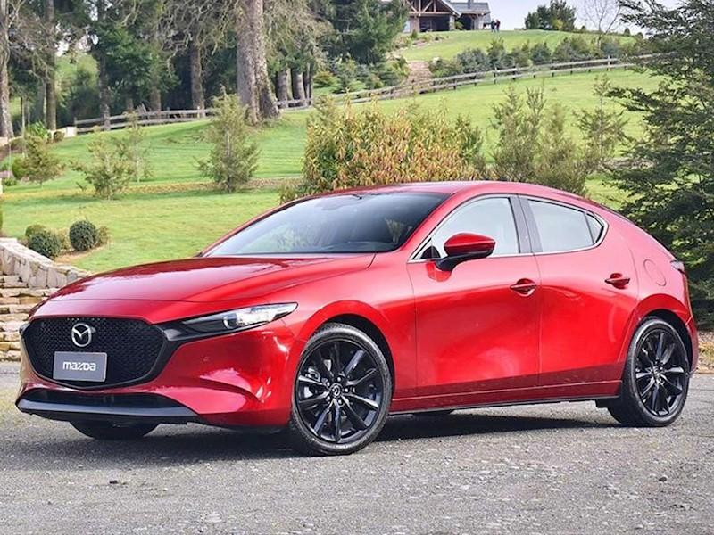 foto Mazda 3 Sport 2.0L V