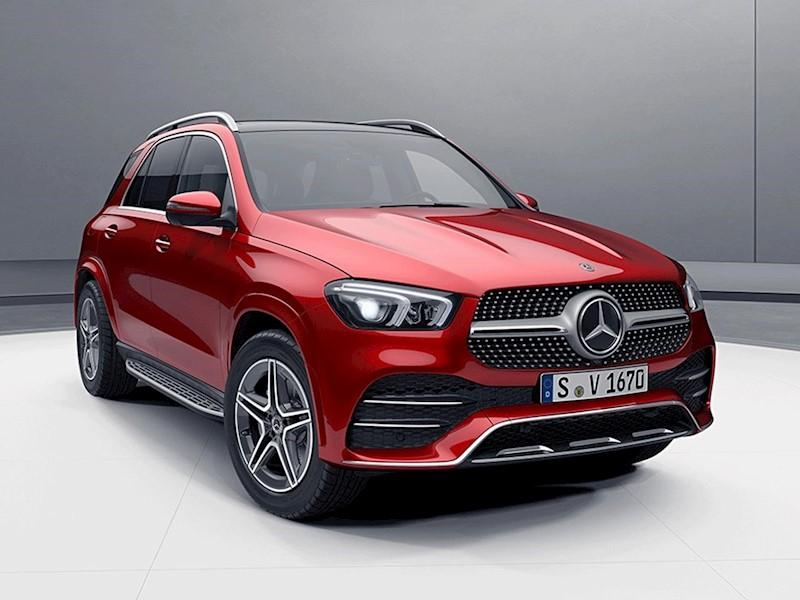 Foto Mercedes Clase GLE 450 4Matic AMG-Line Aut nuevo color A eleccion precio u$s171.000