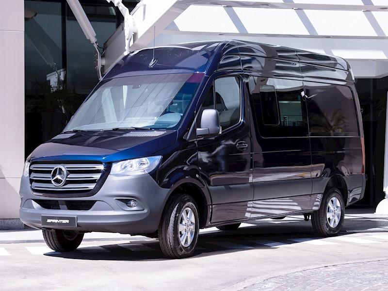 Foto Mercedes Sprinter Furgon 416 3665 V1 TE 1+1 nuevo color A eleccion precio u$s38.900