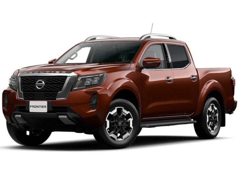 Foto Nissan Frontier  LE Aut nuevo color A eleccion precio $537,900