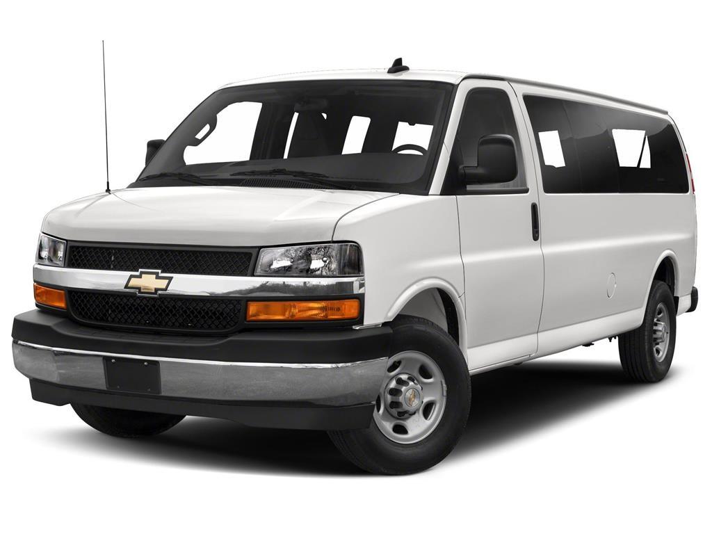 Foto Chevrolet Express LS C 15 Pas nuevo color A eleccion precio $915,900