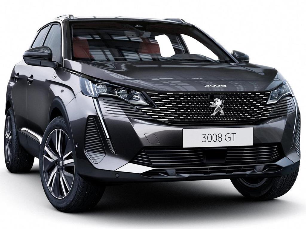 Foto Peugeot 3008 1.6L GT nuevo color A eleccion precio $649,900