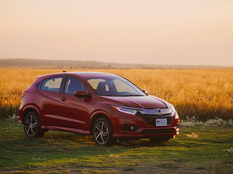 foto Honda HR-V Uniq Aut nuevo
