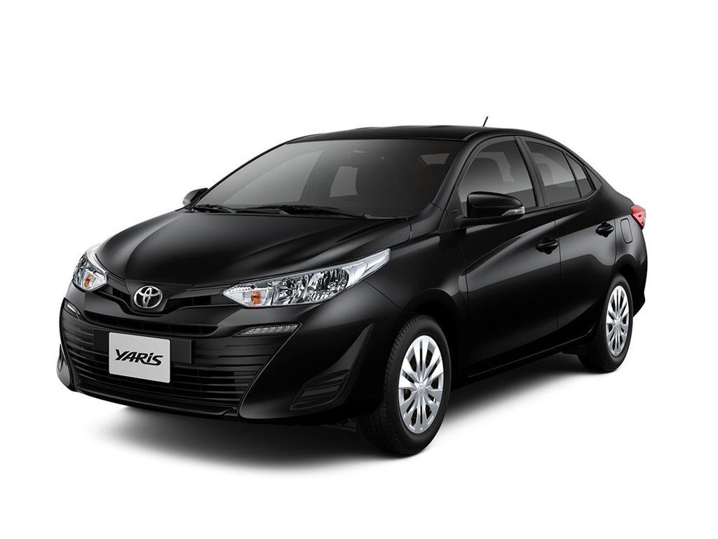 Foto Toyota Yaris Sedan 1.5 XLS CVT nuevo color A eleccion precio $2.125.400