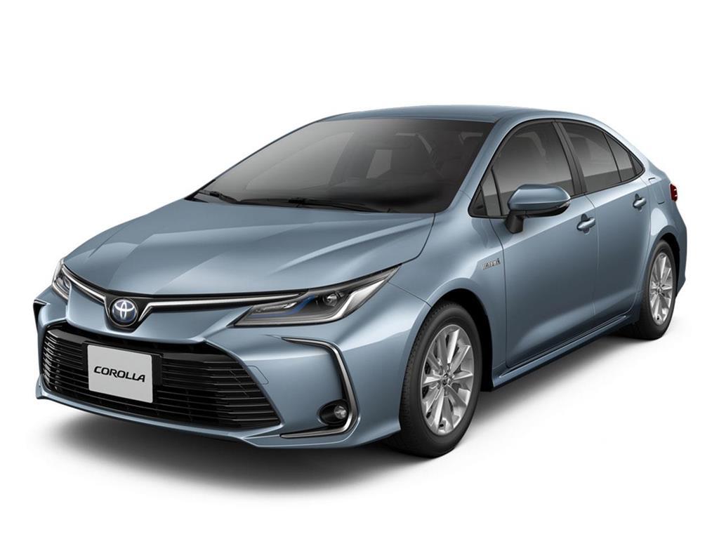 Foto Toyota Corolla Hybrid 1.8 SE-G eCVT nuevo color A eleccion precio $2.687.400