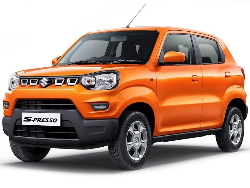 Foto Suzuki S-Presso GA  nuevo color A eleccion precio $40.150.000