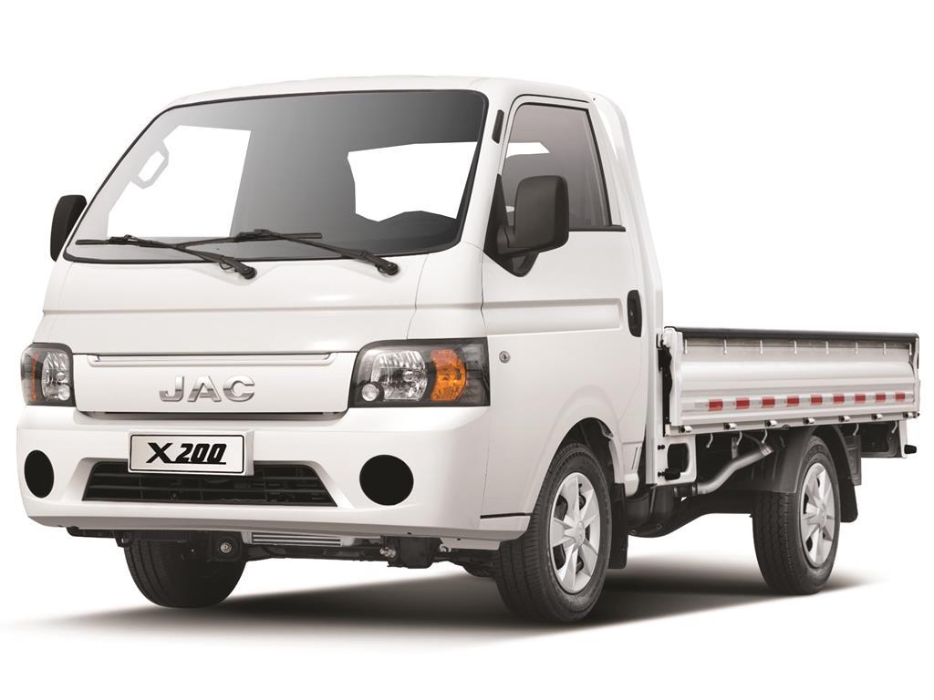Foto JAC X200 2.0L nuevo color A eleccion precio $418,000