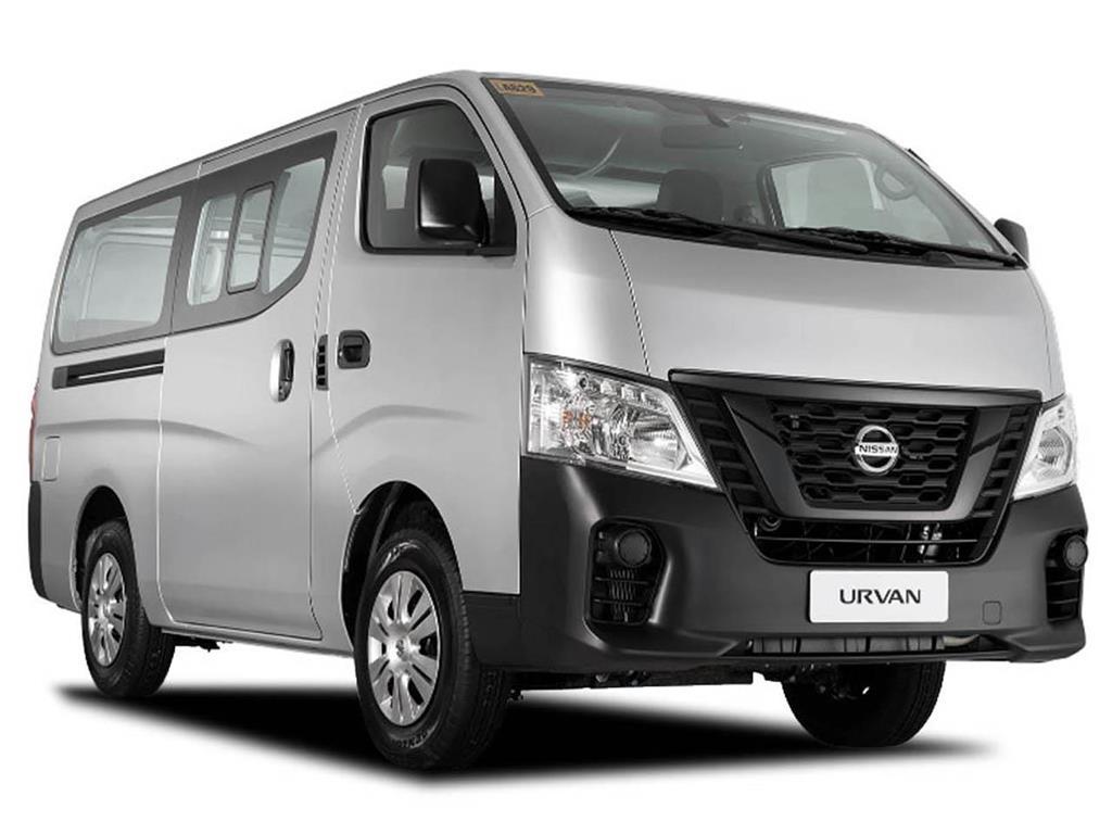 Foto Nissan Urvan 15 Pas Amplia Pack Seguridad Diesel nuevo color A eleccion precio $598,200