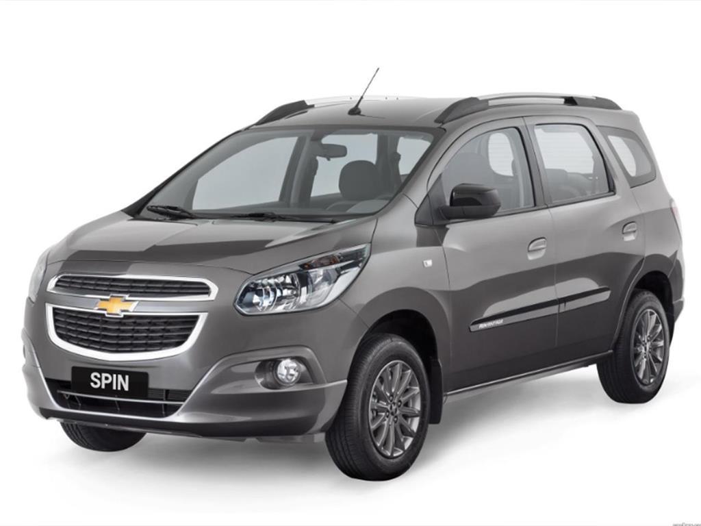 Foto Chevrolet Spin 1.8L LTZ 7 Pas nuevo color A eleccion precio u$s15,890