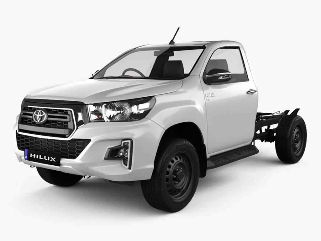 Foto Toyota Hilux 4X2 Cabina y Chasis DX 2.4 TDi nuevo color A eleccion precio $3.235.000