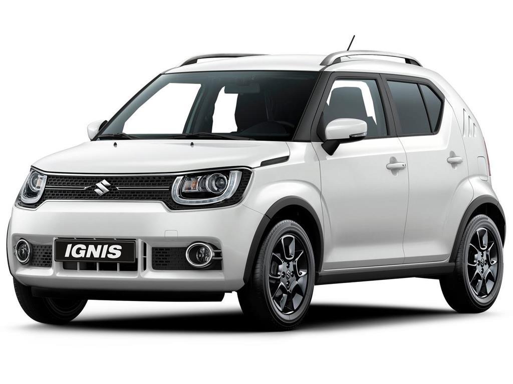 Foto Suzuki Ignis GLX nuevo color A eleccion precio $252,990
