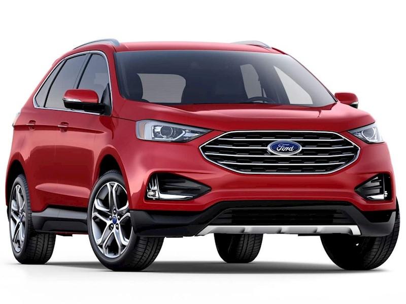 Foto Ford Edge 2.0L SEL 4x2 nuevo color A eleccion precio $153.490.000