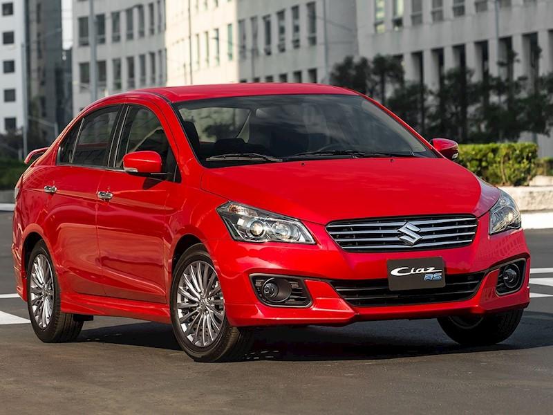foto Suzuki Ciaz GLS Aut nuevo color A elección precio $264,990