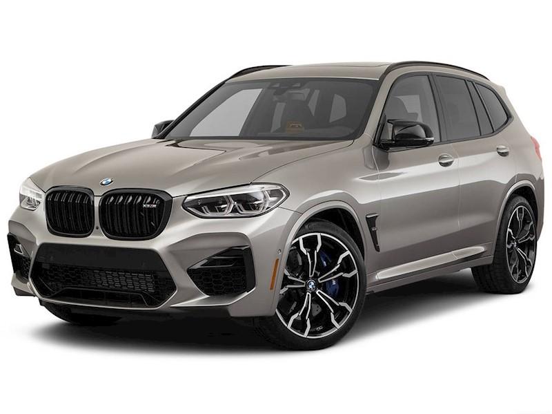 Foto BMW X3 M X3 nuevo color A eleccion precio $399.900.000