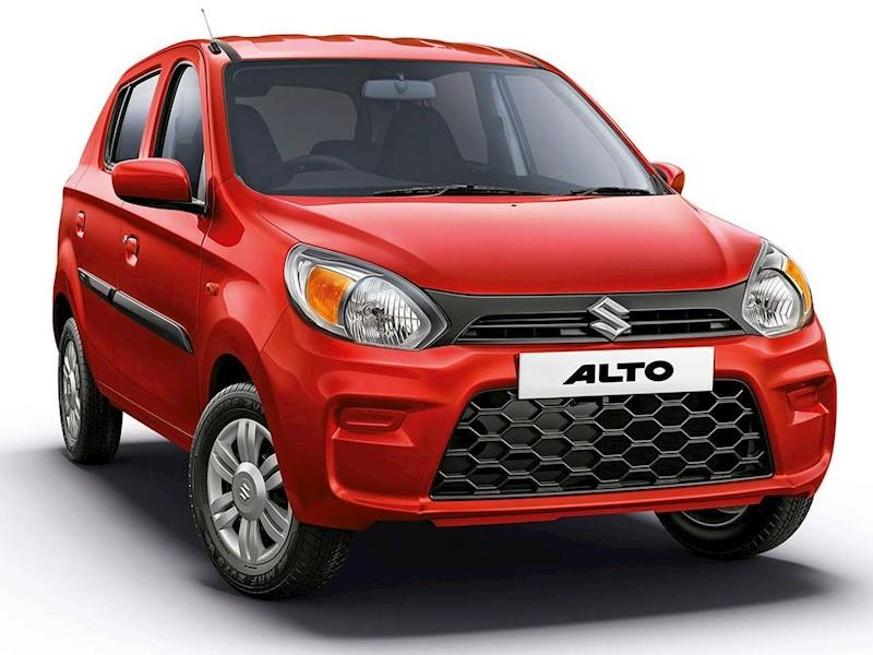 Foto Suzuki Alto 800 0.8L GL  nuevo precio $5.740.000