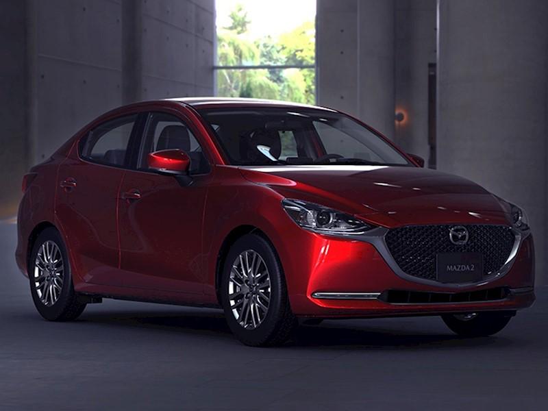 foto Mazda 2 Sedán i Aut nuevo color A elección precio $289,900