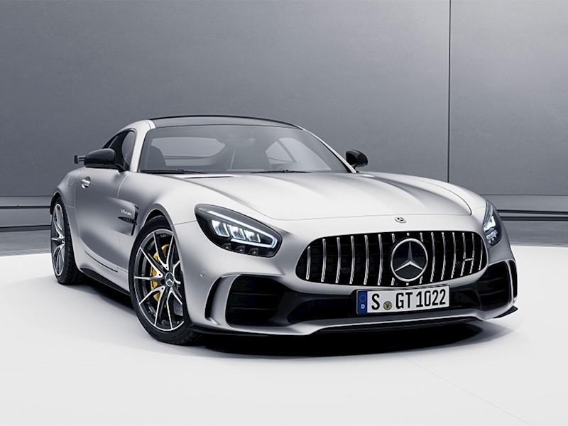 foto Mercedes Benz AMG GT