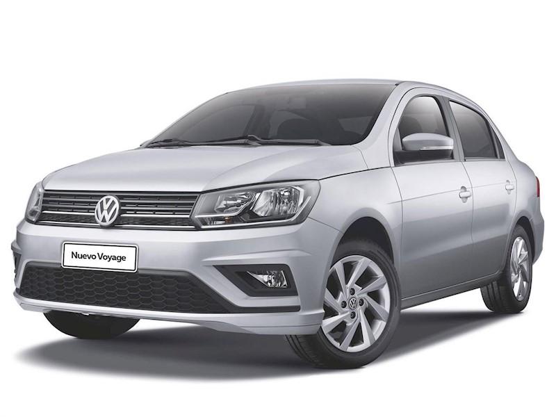 Foto Volkswagen Voyage Trendline   nuevo color Plata precio $41.490.000