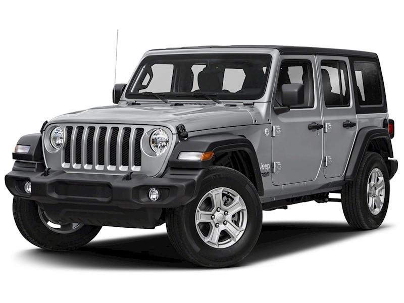 Foto Jeep Wrangler 3.8L Unlimited Sport JL Aut nuevo color A eleccion precio $226.990.000