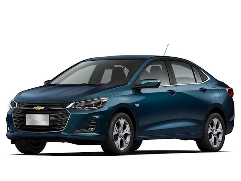 Foto Chevrolet Onix Sedan 1.0L LTZ  nuevo color A eleccion precio u$s19.990