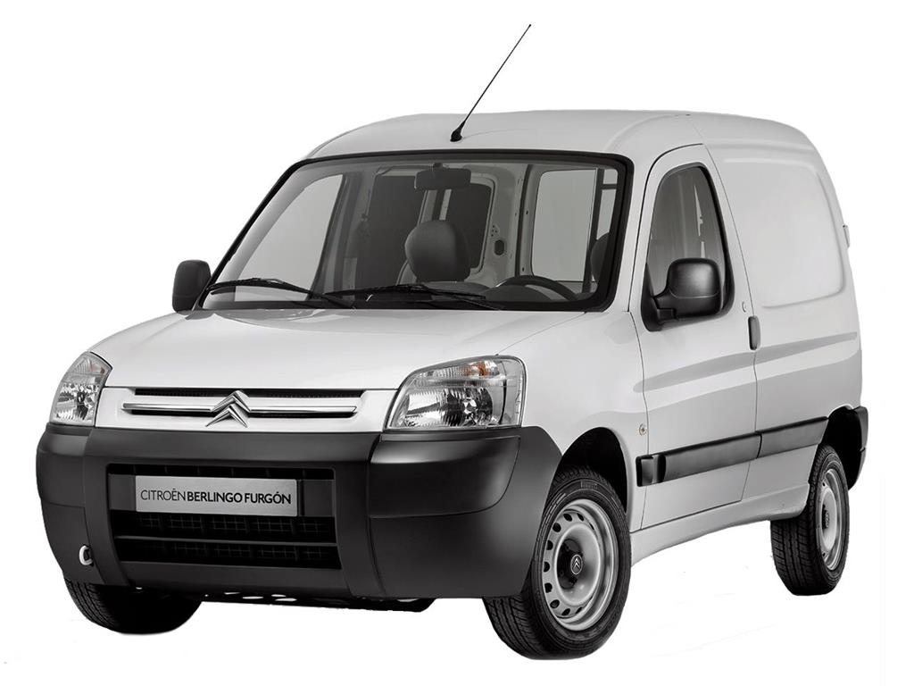 foto Citroën Berlingo Furgón 1.6 Business financiado en cuotas cuotas desde $6.777