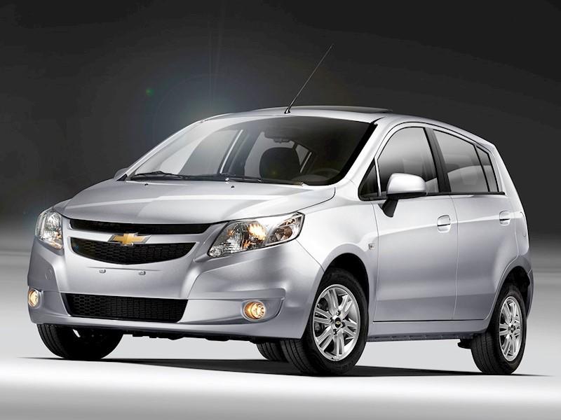 foto Chevrolet Sail Hatchback