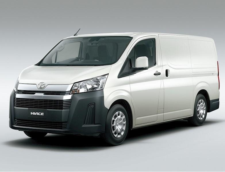 foto Toyota Hiace financiado en cuotas ( 3.5L Ventanas Super Larga ) Enganche $152,650 Mensualidades desde $9,285