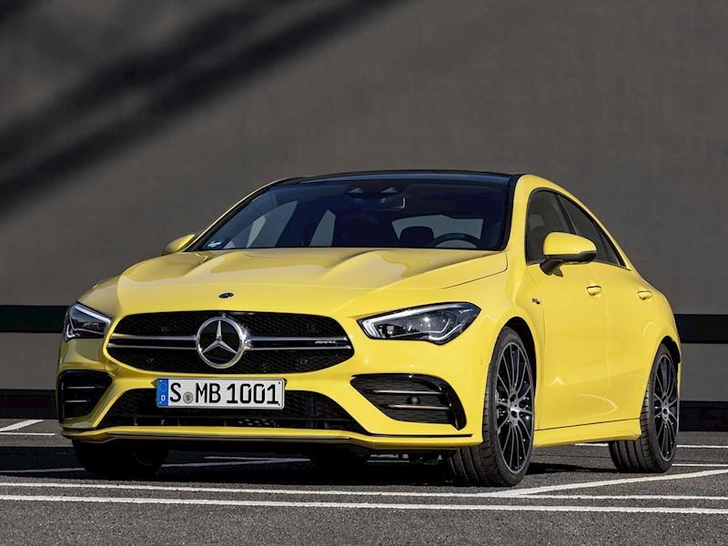 foto Mercedes Clase A AMG A 35 4Matic nuevo color A elección precio u$s90.000