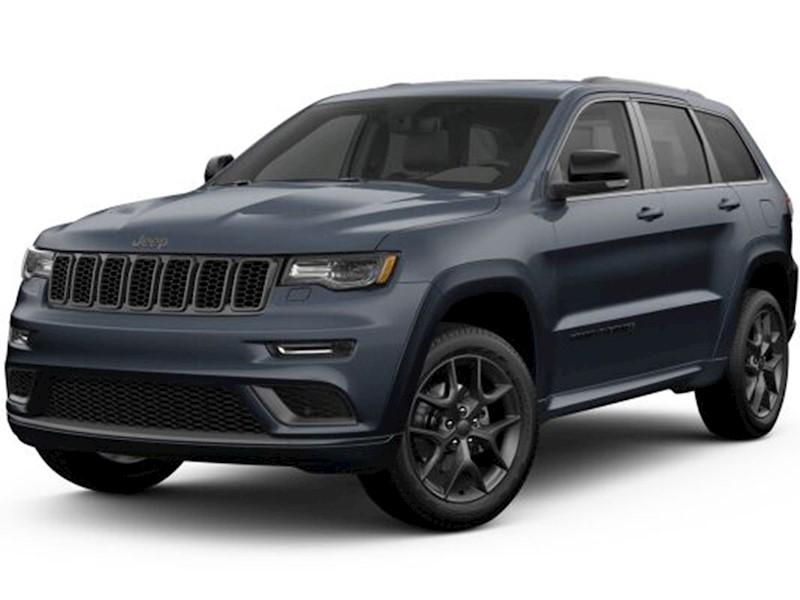foto Jeep Grand Cherokee Limited X 3.6L 4x2 nuevo color A elección precio $939,900