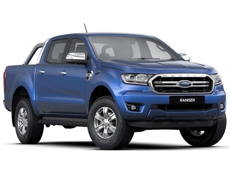 Foto Ford Ranger 2.5L XLS  Gasolina 4x2  nuevo color Azul Relampago precio $104.990.000