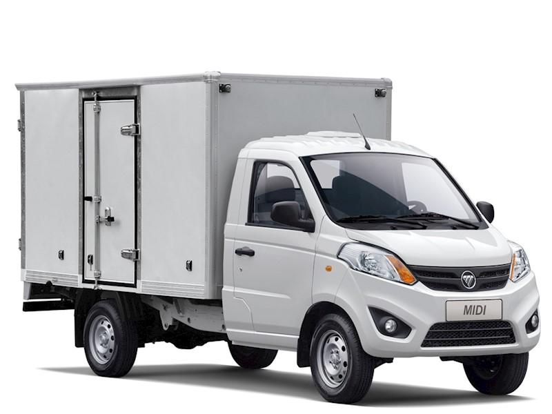 foto Foton Midi Cargo 1.3L Cargo Box