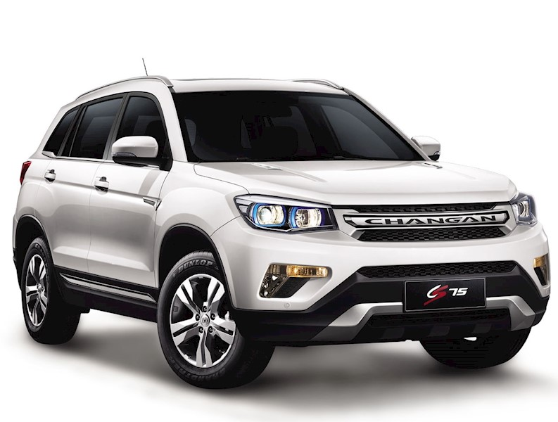 foto Changan CS75 Elite 1.8T Aut