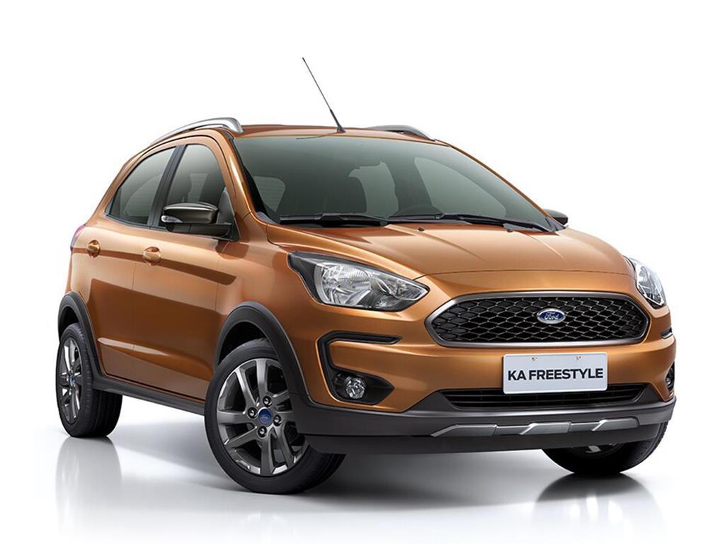Foto Ford Ka Freestyle 1.5L SEL Aut nuevo color A eleccion precio $1.788.000