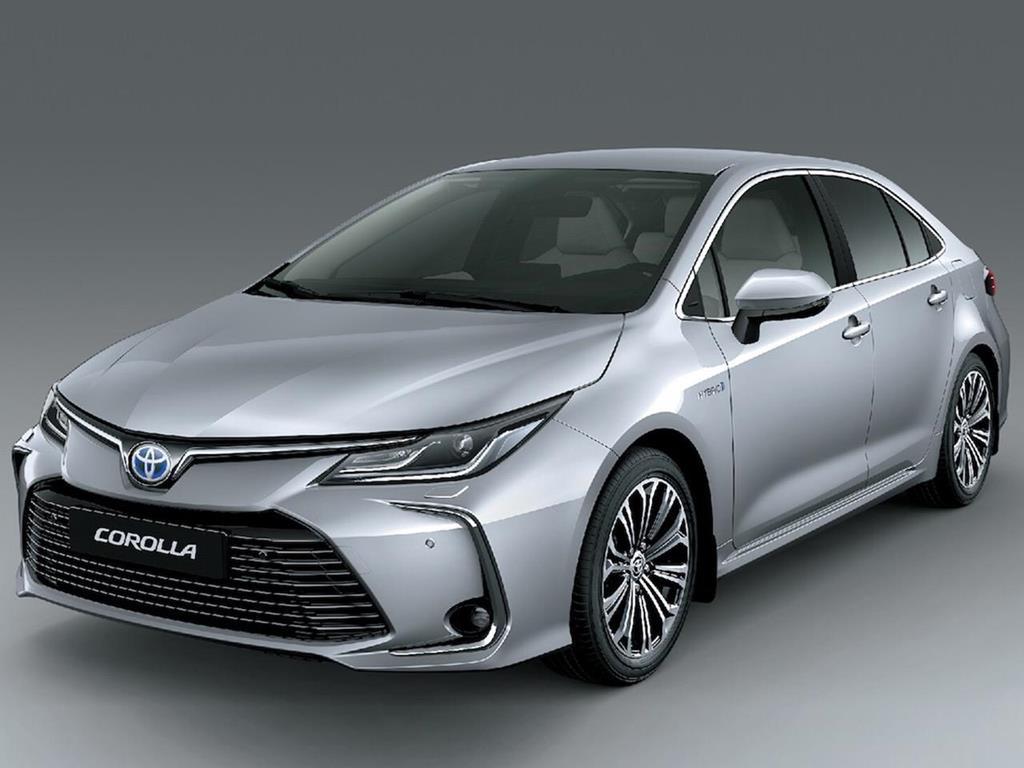 Foto Toyota Corolla Hybrid 1.8 XE-I eCVT nuevo color A eleccion precio $3.183.300